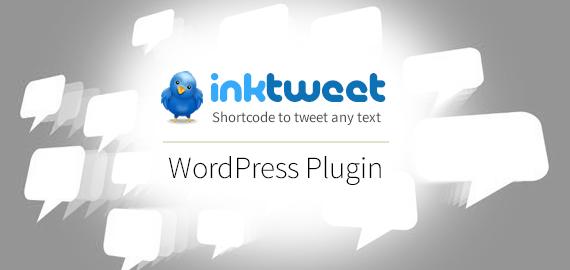 InkTweet WordPress Twitter Plugin