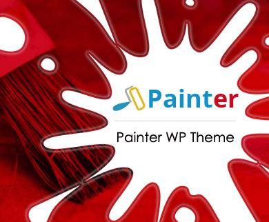 Painter - The WordPress Painter Theme
