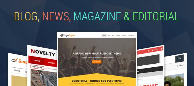 10+ News & Magazine WordPress Themes 2018 | InkThemes