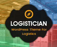 Logistician - Logistic WordPress Theme & Template