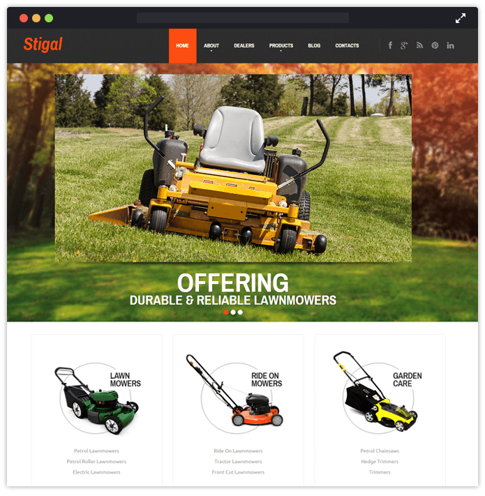 Stigal-landscaping-wordpress-InkThemes