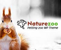 NatureZoo - Petting Zoo WordPress Theme