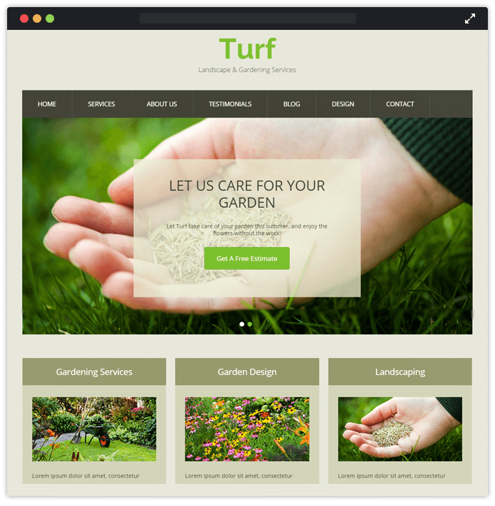 Turf-landscaping-wordpress-InkThemes