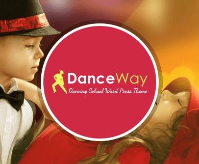 DanceWay - Dance School WordPress Theme