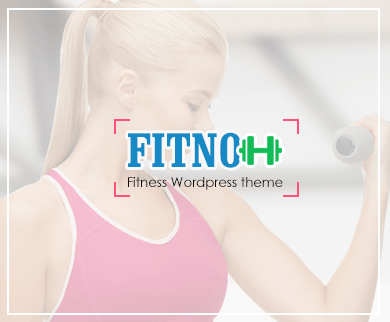 Fitno - Fitness Gym Center WordPress Theme