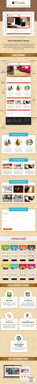flooro - the flooring and roofing wordpress theme from inkthemes