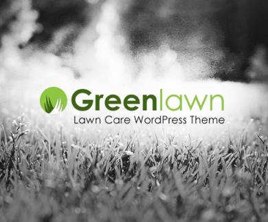 Green Lawn - The Lawn Care WordPress Theme