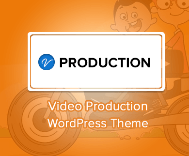 V Production - Video Animation Production WordPress Theme