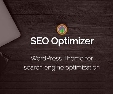 SEO Optimizer WordPress Theme