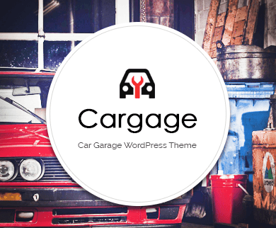 Cargage - Car Mechanic WordPress Theme