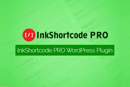 InkShortcode