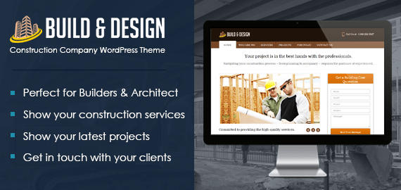 construction company wordpress theme inkthemes