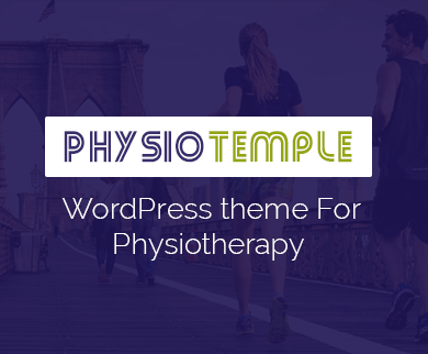 PhysioTemple - Physiotherapy WordPress Theme