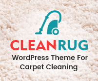 CleanRug - Carpet Cleaning WordPress Theme
