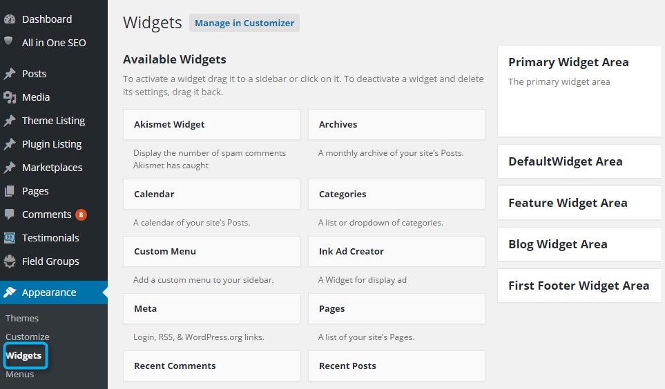 How to create WordPress website - complete tutorial