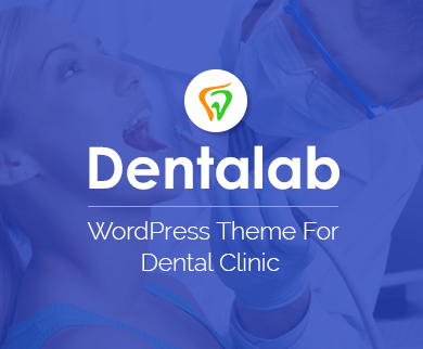 Dentalab - Dental Clinic WordPress Theme