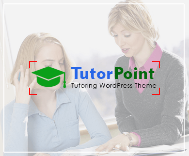 TutorPoint - Tutoring WordPress Theme