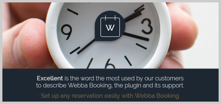 Webba Booking - Best Appointment Scheduling WordPress Plugins