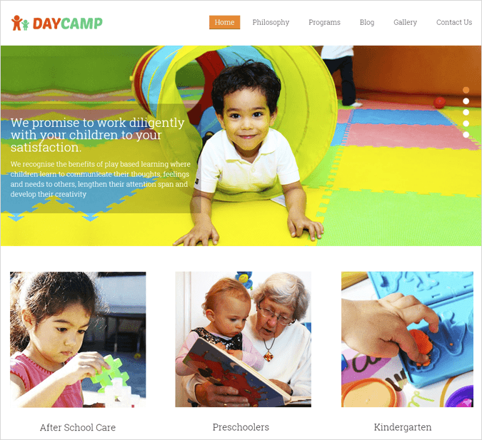 DayCare - education
