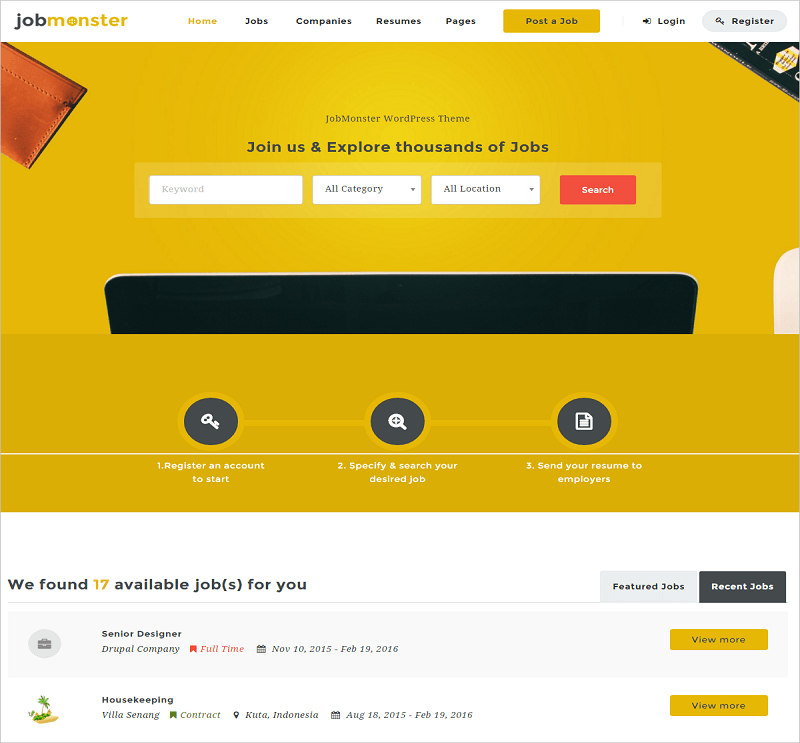 Jobmonster-Job-Board-directory-wp-themes-InkThemes