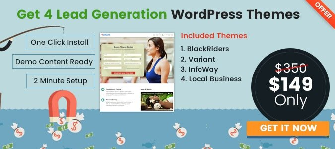 lead generation themes
