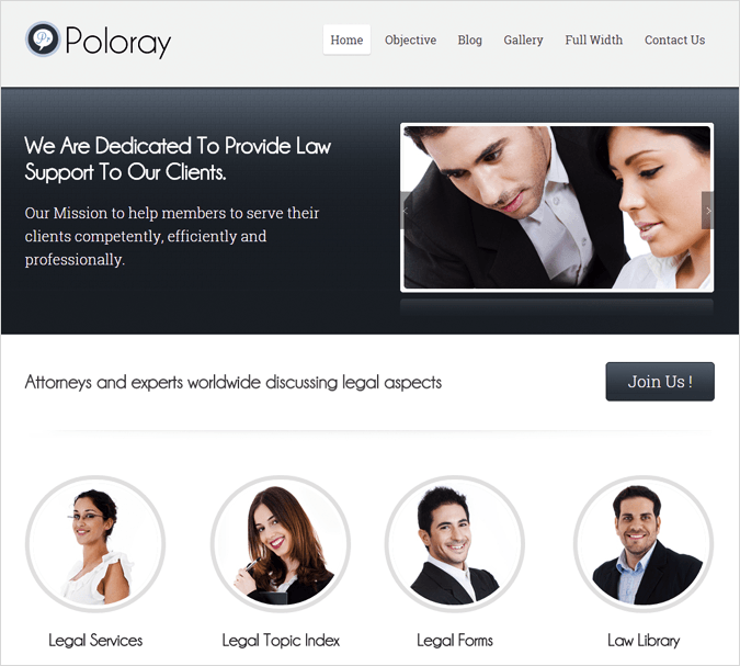Poloray Legal Attorney