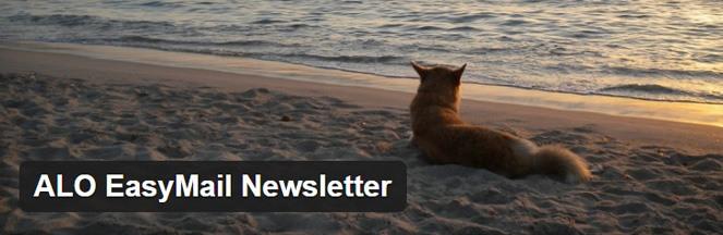 alo - newsletter plugin wordpress