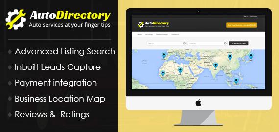 Car Directory WordPress Theme