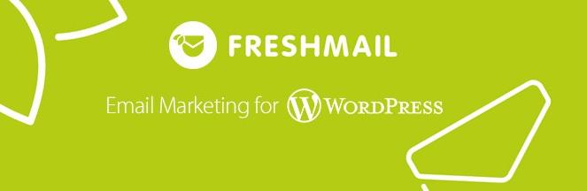 freshmail -plugin wordpress