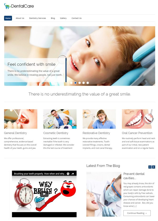 health medical doctor wordpress templates