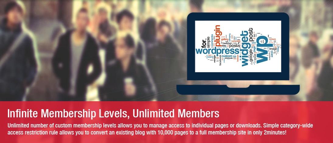 memberwing x - membership wordpress plugin