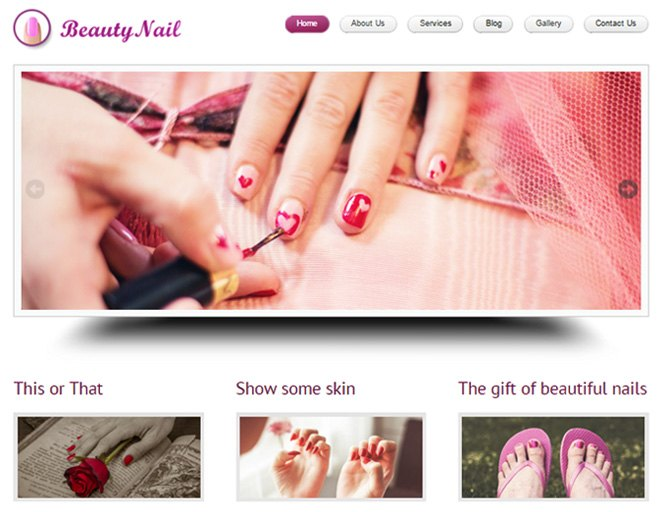 -pedicure wordpress theme