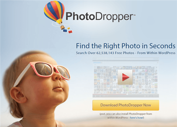 photodropper image search