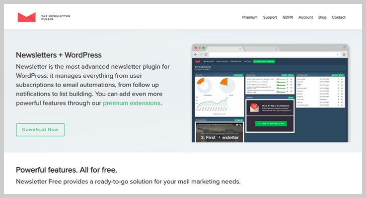 Thenewsletterplugin Newsletter WordPress Plugin
