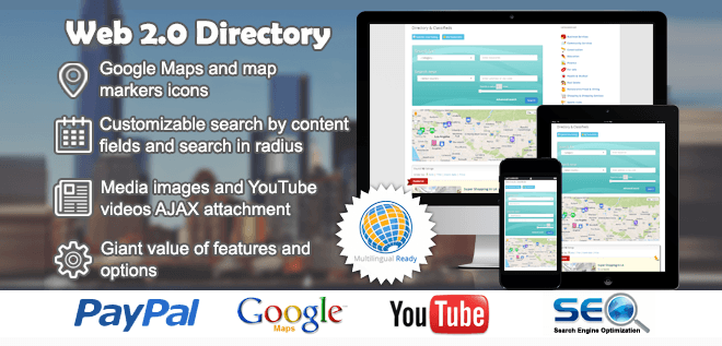 Paid WordPress Directory Plugins
