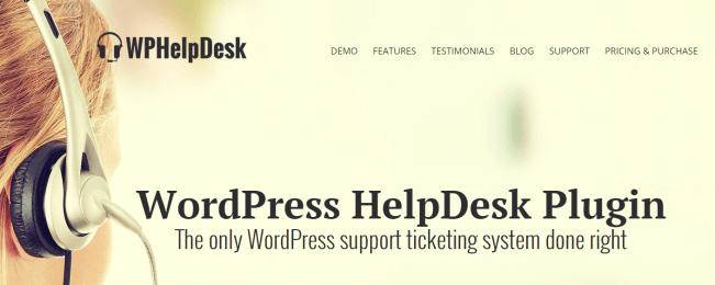 wp-help desk