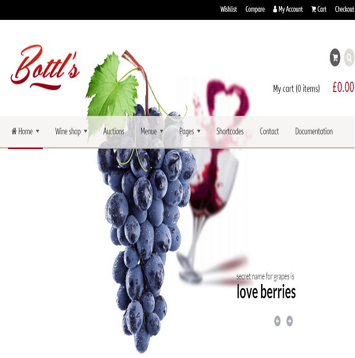 Bottls-fashion-wordpress-thems