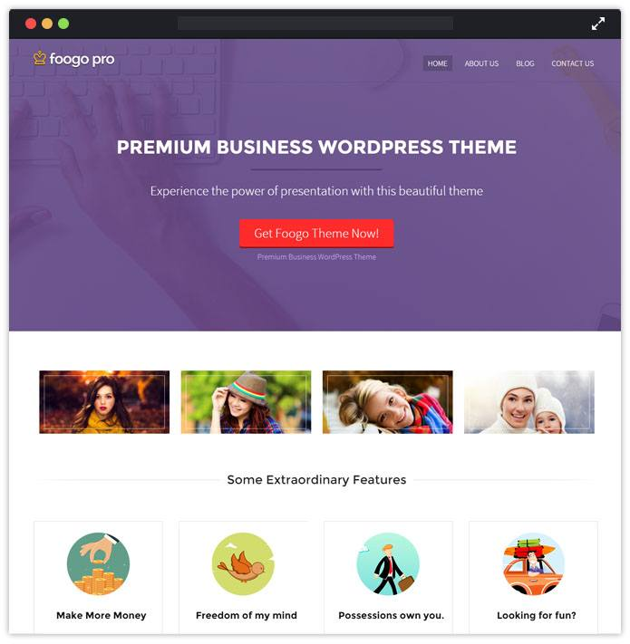 15+ Best Minimalist WordPress Themes 2018 | InkThemes