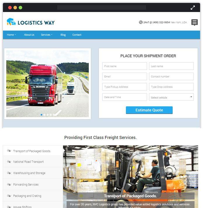 Logistic Way-wordpress-InkThemes