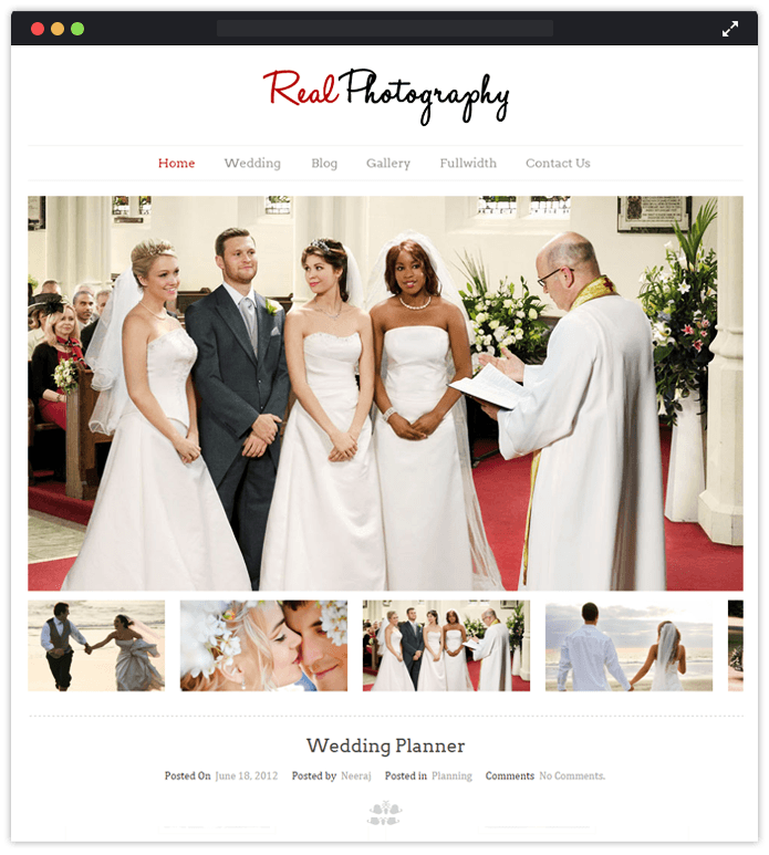 10 Best Wedding Photography Wordpress Themes Inkthemes