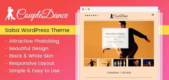 Salsa WordPress Theme