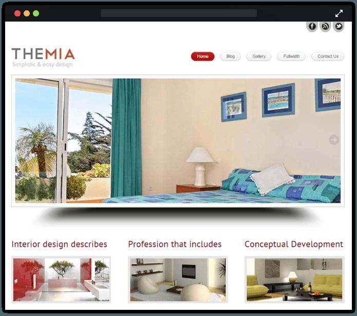 Themia WordPress Theme