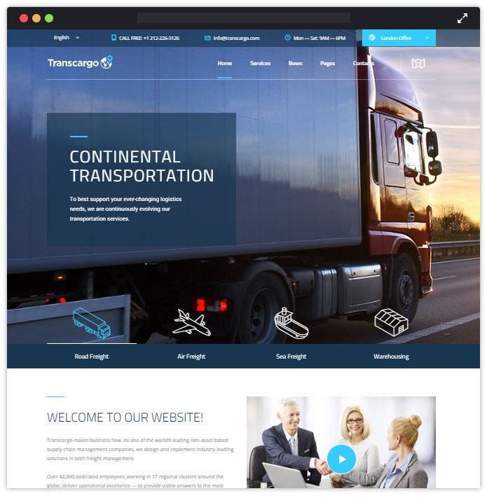 TransCargo-logistics-wordpress-InkThemes