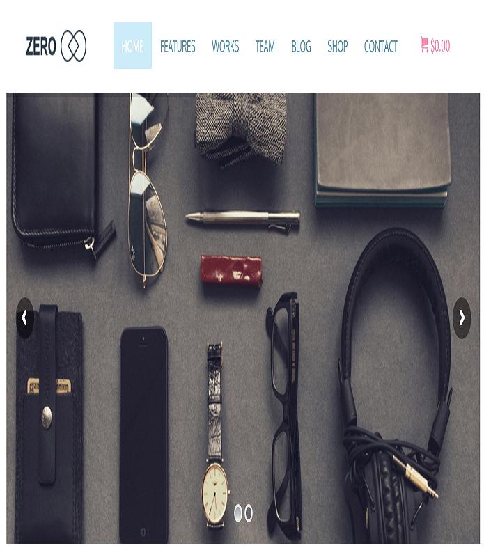 zero-fashion-wordpress-themes