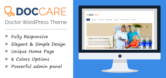 Doctor WordPress Theme