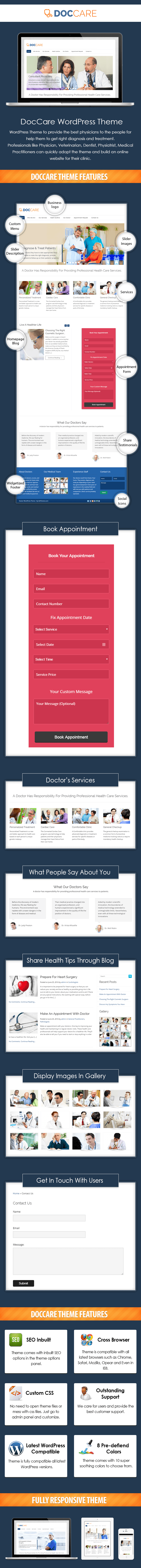Doctor WP Theme