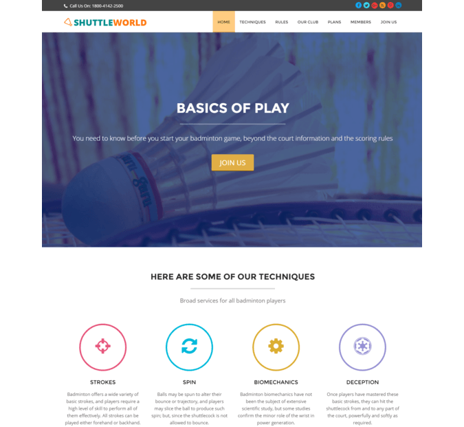 Shuttle world wp theme