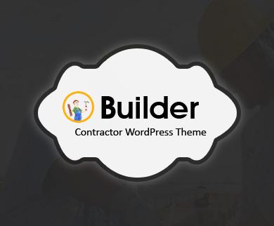 Builder - Contractor WordPress Theme