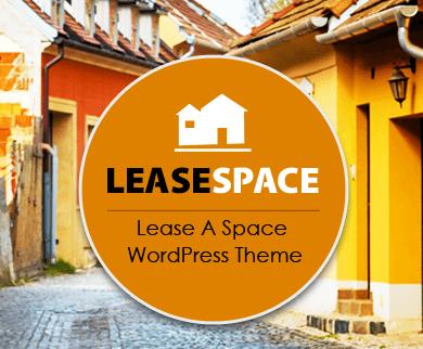 LeaseSpace - Lease Space WordPress Theme