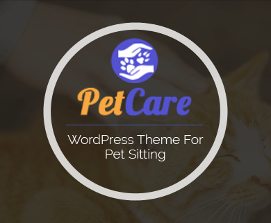 PetCare - Pet Sitting WordPress Theme